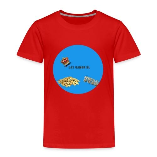 Jaygamernl logo - Kinderen Premium T-shirt