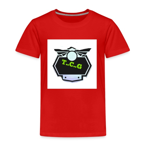 Cool gamer logo - Kids' Premium T-Shirt
