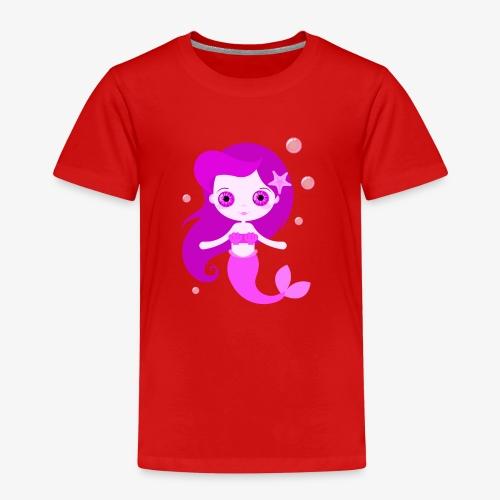 Meerjungfrau PINK - Kinder Premium T-Shirt