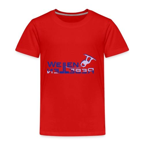 Wellenrebellen - Kinder Premium T-Shirt
