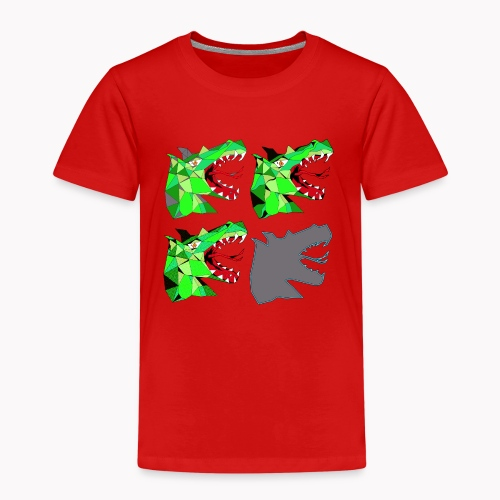 4 Dragons - T-shirt Premium Enfant