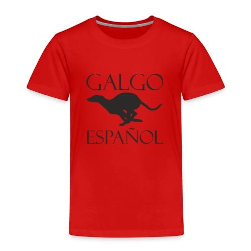 Galgo espanol - Kinder Premium T-Shirt