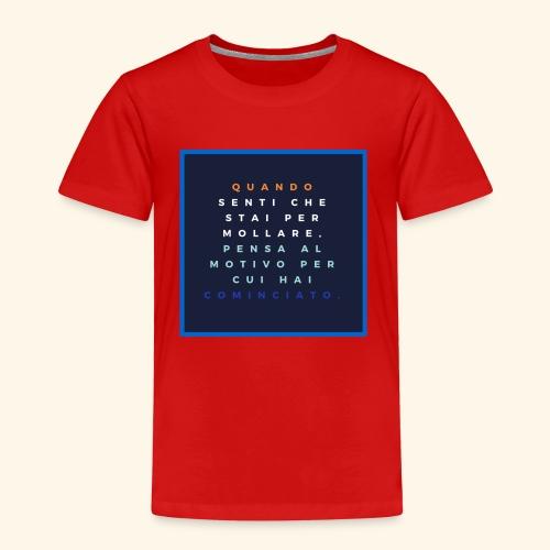 T-shirts - Maglietta Premium per bambini