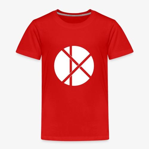 Don Logo - valkoinen - Lasten premium t-paita