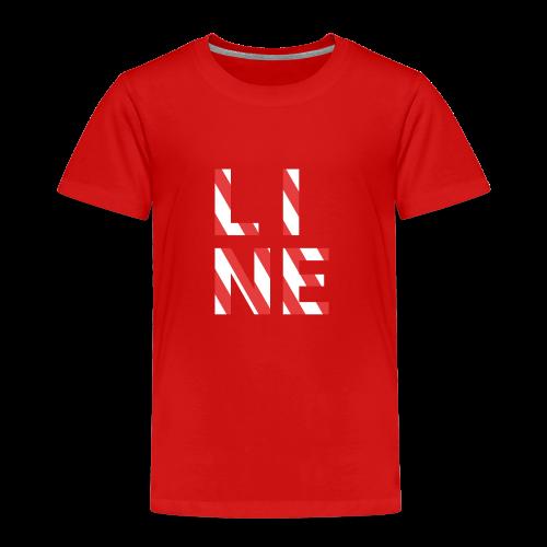 LINE2 - Kinder Premium T-Shirt