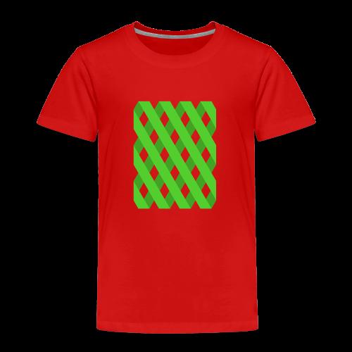 Gutter Green - Kinder Premium T-Shirt