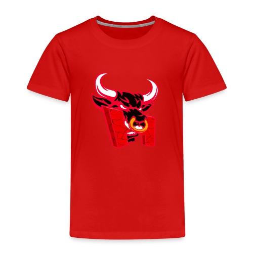 h0ffey LOGO inverted - Kinder Premium T-Shirt