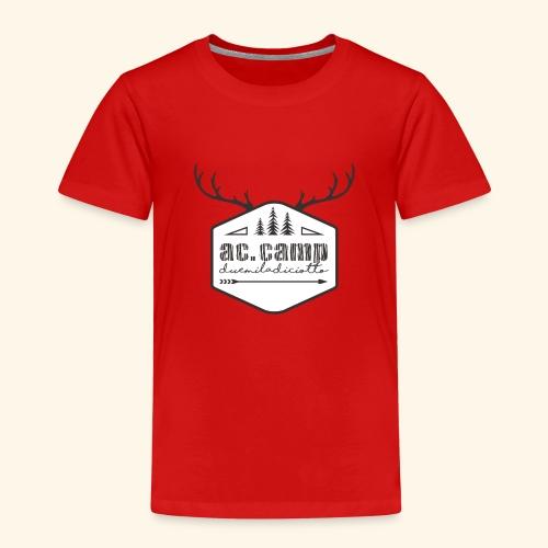 ac camp - Maglietta Premium per bambini