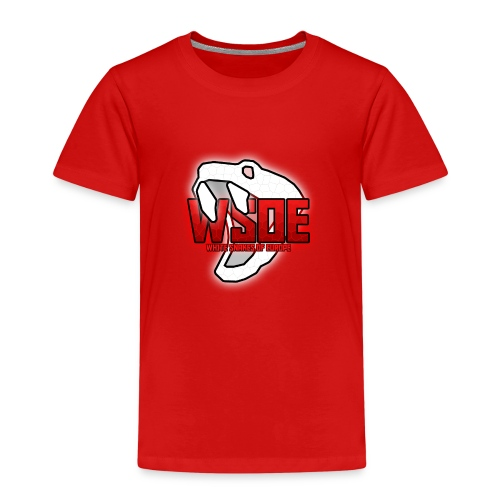 WSOE Logo cut - Kinder Premium T-Shirt