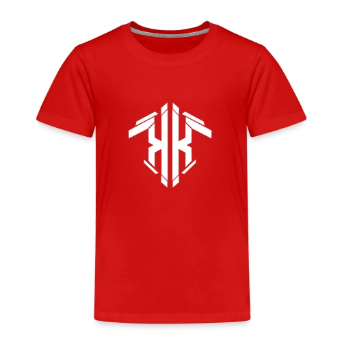 LOGO BIG - Kinder Premium T-Shirt