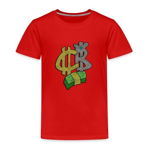 Cash B. - Kinder Premium T-Shirt
