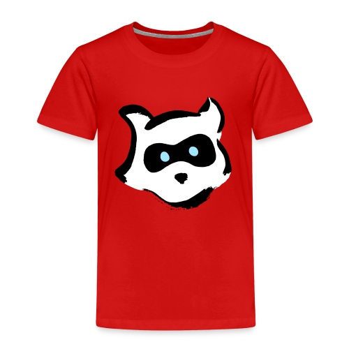 Waschbär Berti - Kinder Premium T-Shirt