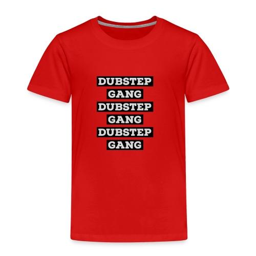 Dubstep Gang - Kinder Premium T-Shirt