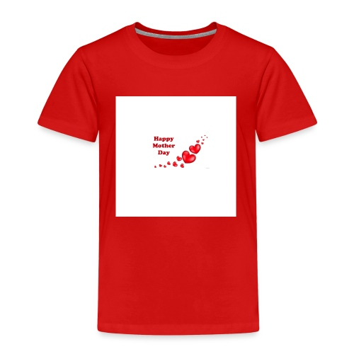 happy mother day - Kids' Premium T-Shirt