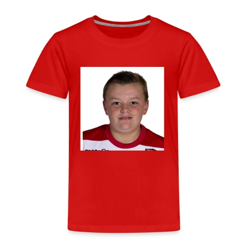 Double Chin Boy - Kids' Premium T-Shirt