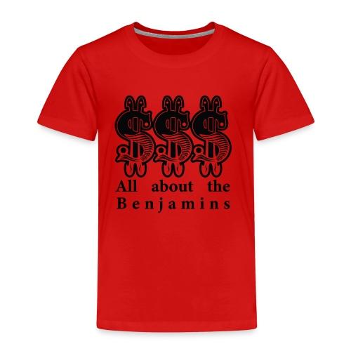 Dollar, baby! - Kinder Premium T-Shirt