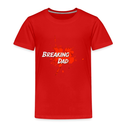 Breaking Dad logo - Kids' Premium T-Shirt