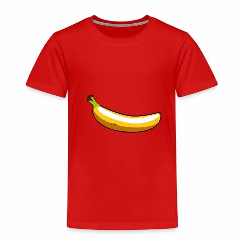 Banane - Kinder Premium T-Shirt