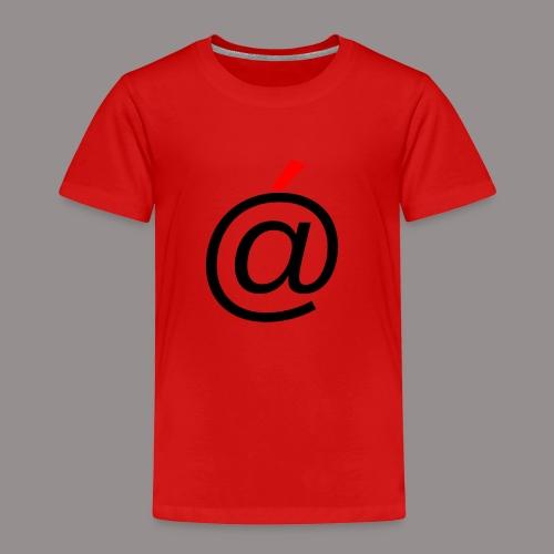 ARROBÁ - Camiseta premium niño