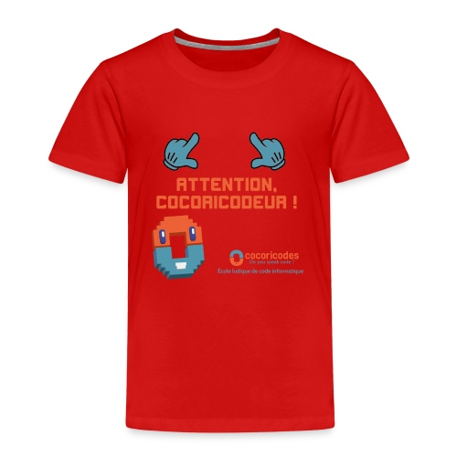 Cocoricodeurs - T-shirt Premium Enfant