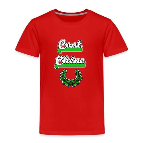 COOL CHÊNE - JEUX DE MOTS - FRANCOIS VILLE - T-shirt Premium Enfant