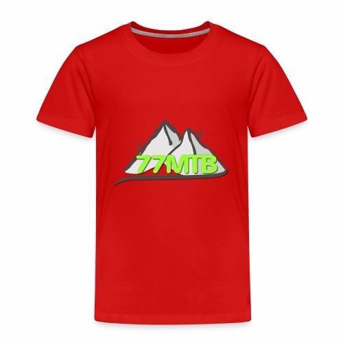 77MTB- Wir biken für einen guten Zweck - Kinder Premium T-Shirt