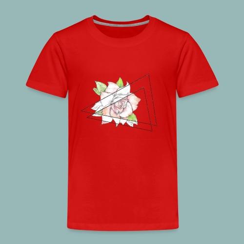 Rose Einzelnd - Kinder Premium T-Shirt