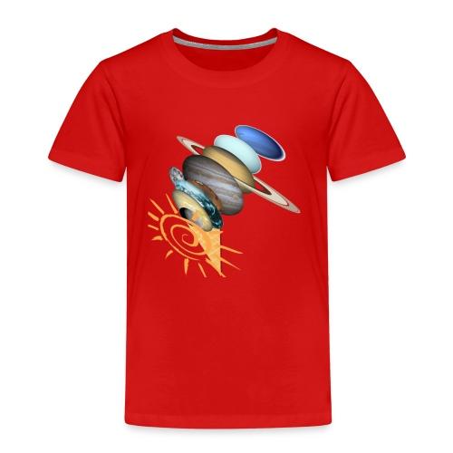GalaktischesEis - Kinder Premium T-Shirt
