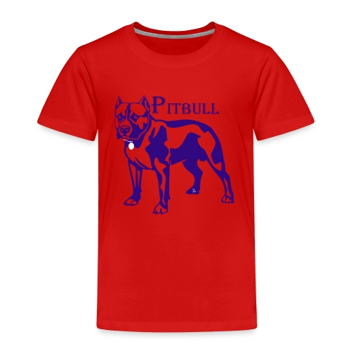 pitbull - T-shirt Premium Enfant