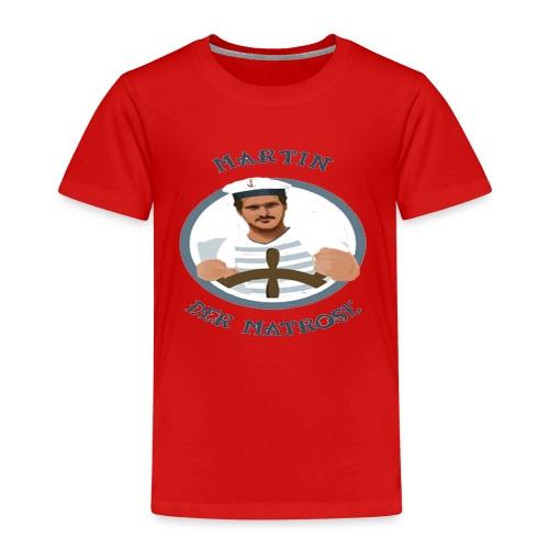 martindermatrose - Kinderen Premium T-shirt