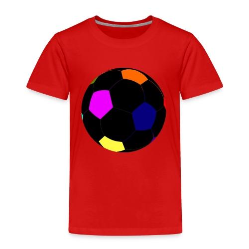 Colorful Ball - Kinder Premium T-Shirt