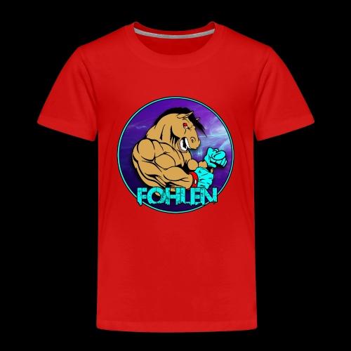 FohIenLogo - Kinder Premium T-Shirt