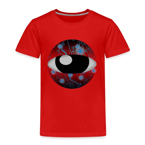 Tech Eye - Kinder Premium T-Shirt
