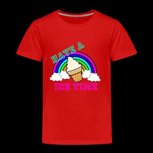have ice time - T-shirt Premium Enfant