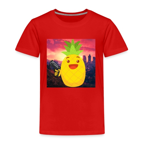 AimSkill Merch - Kinder Premium T-Shirt