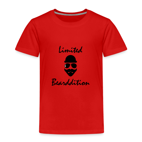 Limited Bearddition - Kinder Premium T-Shirt