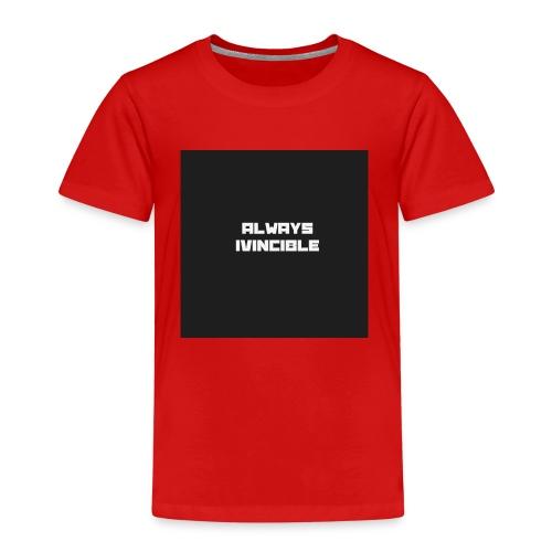 ALWAYS INVINCIBLE - Kids' Premium T-Shirt