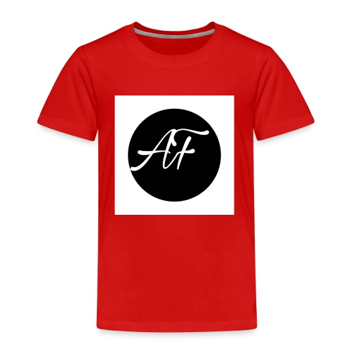 Alisha Football Merch - Kinder Premium T-Shirt