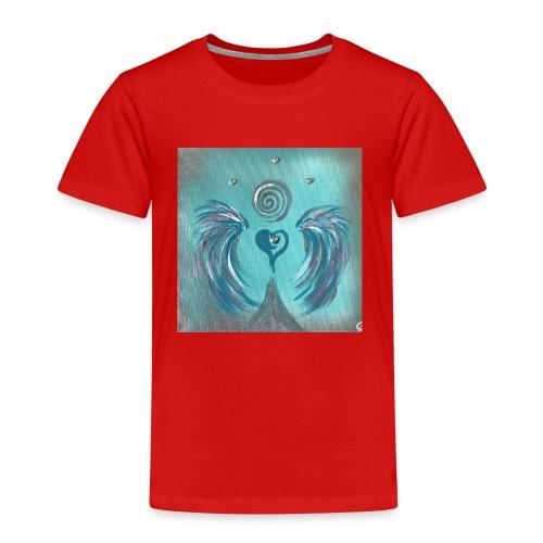 Herzengel der Befreiung von jeglichen Manipulation - Kinder Premium T-Shirt