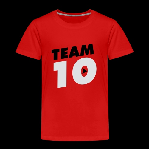Team10 logo - Kids' Premium T-Shirt