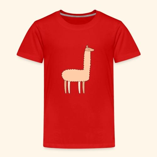 Llama - Kids' Premium T-Shirt