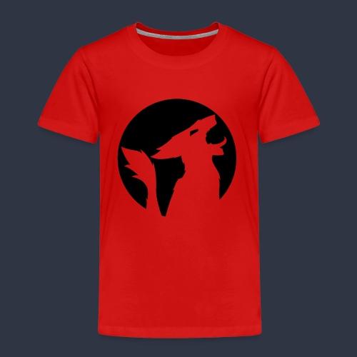 Ninoeri Sergal Logo Schwarz - Kinder Premium T-Shirt