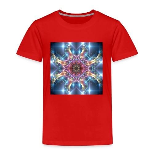 Mandala comienzo - Camiseta premium niño