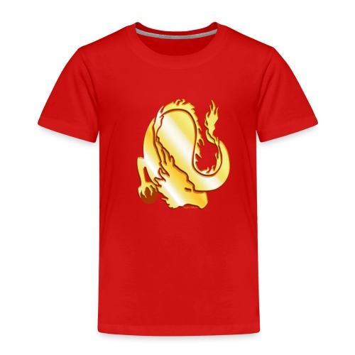 Drache - Kinder Premium T-Shirt