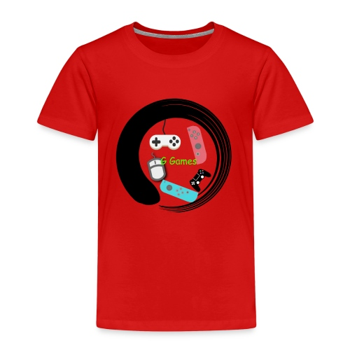 G Games Logo New - Kids' Premium T-Shirt