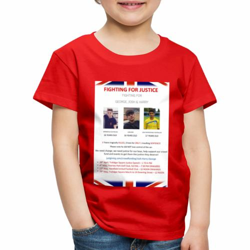 tragically killed - Kids' Premium T-Shirt