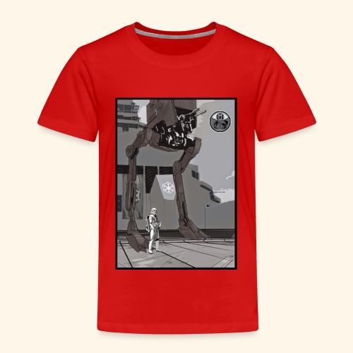 ATAT and the Guard - Kids' Premium T-Shirt