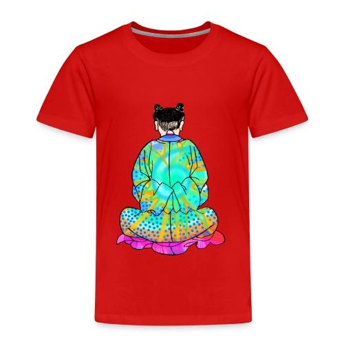 Qigong exercise for pain in the legs - Camiseta premium niño