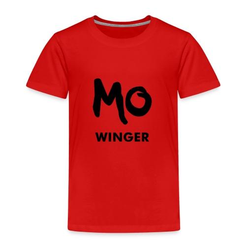 FOOTBALL WINGER - Kinder Premium T-Shirt