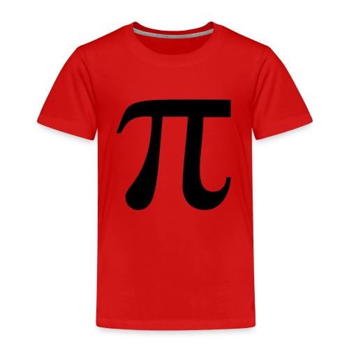 Pi Kreiszahl Mathematik - Kinder Premium T-Shirt